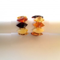 RN4 Stretch Amber Ring