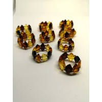 RN1 - Stretch Amber Ring