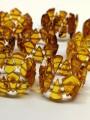 RN2 - Stretch Amber Ring