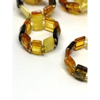 RN3 - Stretch Amber Ring