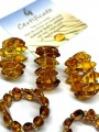 RN5 - Stretch Amber Ring